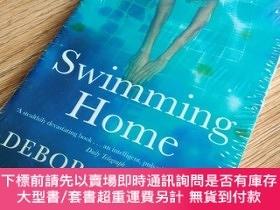 二手書博民逛書店Swimming罕見HomeY133557 Deborah Levy Faber and Faber 出版2