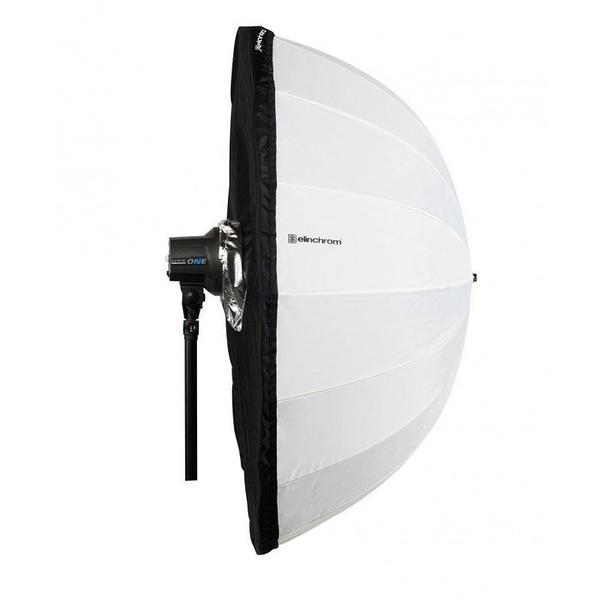 黑熊館 Elinchrom 愛玲瓏 EL26764 傘用反射布 黑銀 125cm 49吋 反射傘 柔光罩 反射罩