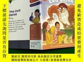二手書博民逛書店The罕見Evil GenieY290224 不祥 不祥