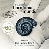 【停看聽音響唱片】【CD】60週年紀念精選輯(二) harmonia mundi世代 1988-2018年 - 家族精神
