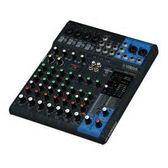 凱傑樂器 YAMAHA MG10XU MIXER 混音座 內含SPX效果、USB 錄音介面 錄音卡
