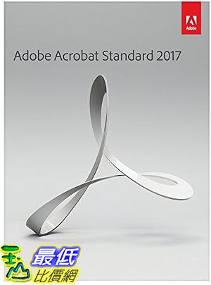 [7美國直購] 2018 amazon 亞馬遜暢銷軟體 Adobe Acrobat Standard 2017