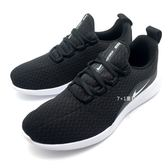 《7+1童鞋》NIKE VIALE (GS) 輕量 網布 慢跑鞋  運動鞋 F839   黑色
