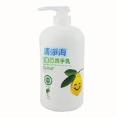 清淨海 環保洗手乳 1000ml 家庭6入組