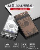 硬碟外接盒usb3.0外接筆記本2.5寸sata 硬碟保護殼外接盒 創時代3C館
