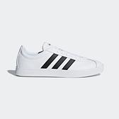 Adidas VL COURT 2.0 男款白色運動休閒鞋-NO.DA9868
