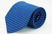 【Alpaca】藍色格紋領帶