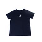 KANGOL 童裝 短袖 深藍色 字母大LOGO 6126500280 noG38