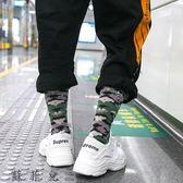 潮牌襪子男女長襪街頭歐美中筒襪ins學院風長筒籃球韓版嘻哈潮襪