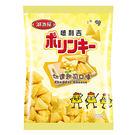 湖池屋啵利吉三角脆薯酥-切達起司65g【愛買】