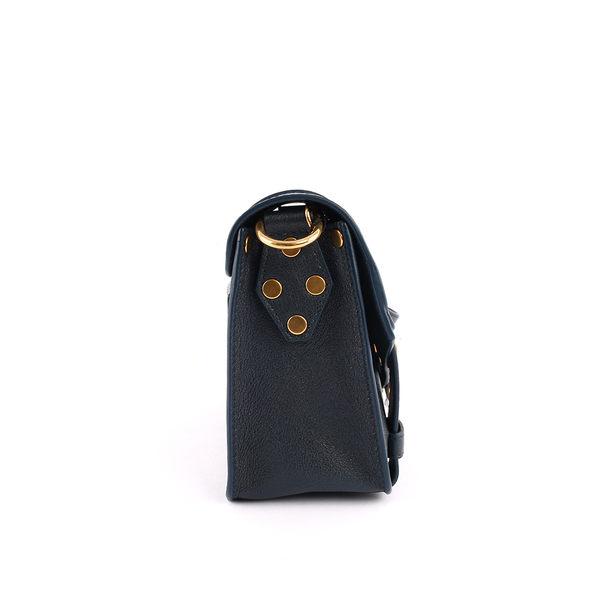 【PROENZA SCHOULER】mini cross-body斜背包(午夜藍) H00338 L001B 5001
