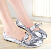 兒童舞蹈鞋  金色肚皮舞鞋軟底練功鞋防滑牛筋底舞蹈鞋銀色女兒童印度舞鞋 綠光森林