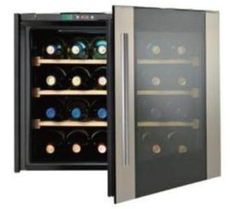 Baumatic 英國 寶瑪客 SP-680 46cm 右開單溫紅酒櫃【零利率】
