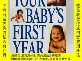 二手書博民逛書店Your罕見Baby's First Year (Third E