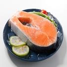 【華得水產】特大鮭魚片(350g/片)