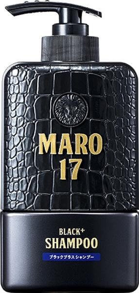 MARO17 Black Plus洗髮精350ml