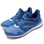 【五折特賣】adidas 慢跑鞋 Energy Bounce 2 M 藍 白 避震中底 運動鞋 男鞋【PUMP306】 AQ3153