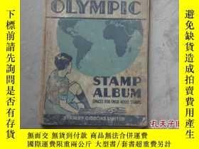 二手書博民逛書店STAMP罕見ALBUMY135958