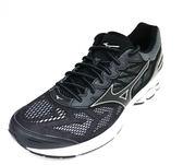 [陽光樂活]MIZUNO 美津濃 WAVE RIDER21 男 慢跑鞋  輕量 透氣 耐磨 高避震 J1GC180309 黑