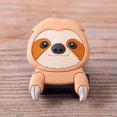 Funky樹懶便利磁鐵夾-生活工場