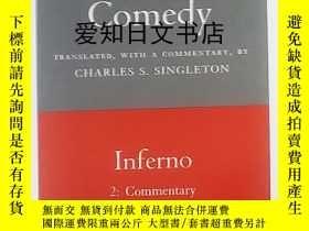 二手書博民逛書店【罕見】The Divine Comedy:Inferno V2