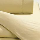 床包組 雙人-精梳棉床包組/鍾情卡其/美國棉授權品牌[鴻宇]台灣製1165