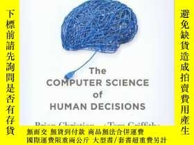 二手書博民逛書店Algorithms罕見to Live By: The Comp