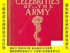 二手書博民逛書店【罕見】1900年出版,《英軍將帥圖錄》Celebrities of the ArmyY171274 COMM