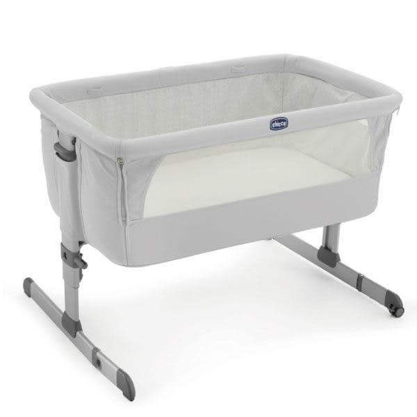 CHICCO NEXT 2 ME多功能移動舒適嬰兒床-雪皓白