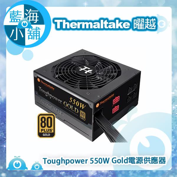 Thermaltake 曜越 Toughpower 550W 電源供應器金牌認證(Modular) (PS-TPD-0550MPCGTW-1)