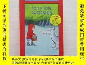 二手書博民逛書店fairy罕見tale classics 精裝! 715Y109