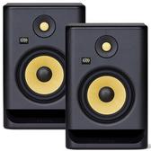 凱傑樂器 KRK ROKIT 7 G4 監聽喇叭 (RP7黑) 一對 全新公司貨