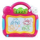 家用早教兒益智玩具磁性涂鴉兒童畫畫板...