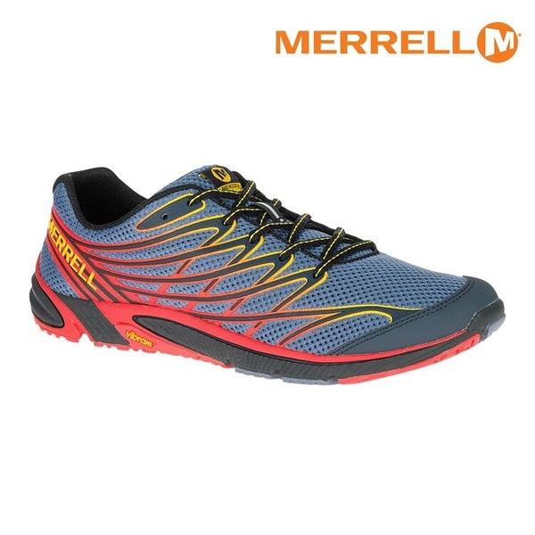 [好也戶外] Merrell BARE ACCESS 4 輕量城市赤足跑鞋(黃金大底) 男款 NO.37751