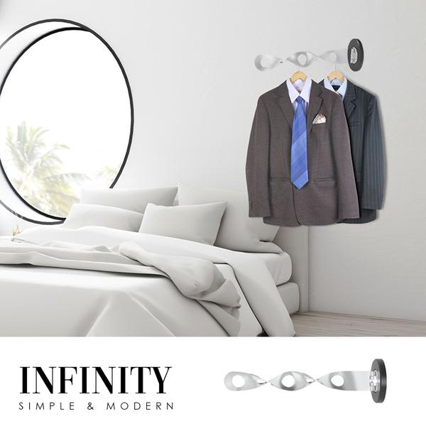 Infinity螺旋衣架【DD House】