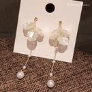 925純銀針  韓國優雅氣質品味、氣質、時尚耳環-維多利亞190756