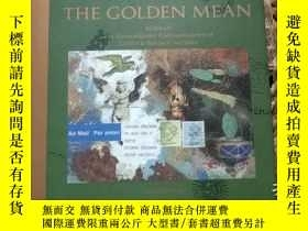 二手書博民逛書店THE罕見GOLDEN MEAN -In Which TheEx