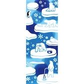 【日本製】【和布華】 日本製 注染拭手巾 北極熊圖案(一組:3個) SD-4931-3 - 和布華