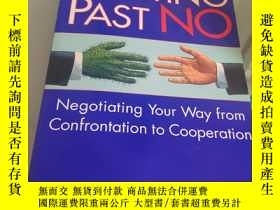 二手書博民逛書店William罕見Ury:Getting Past No: Ne