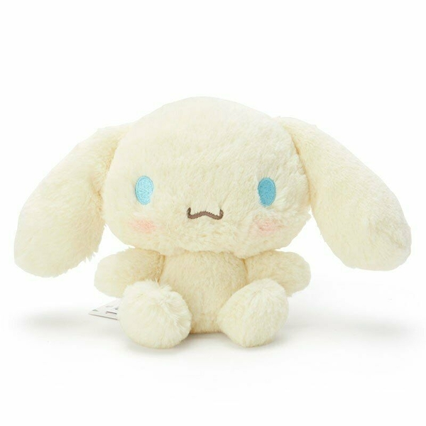 〔小禮堂〕大耳狗 絨毛玩偶娃娃《S.米.坐姿》擺飾.玩具 4548643-13422
