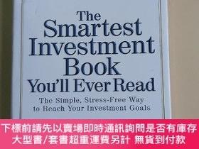 二手書博民逛書店The罕見Smartest Investment Book You ll Ever Read: The Simpl