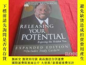 二手書博民逛書店RELEASING罕見YOUR POTENTIALY23568