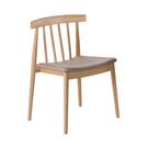 【森可家居】萊恩本色布餐椅 7JF482...