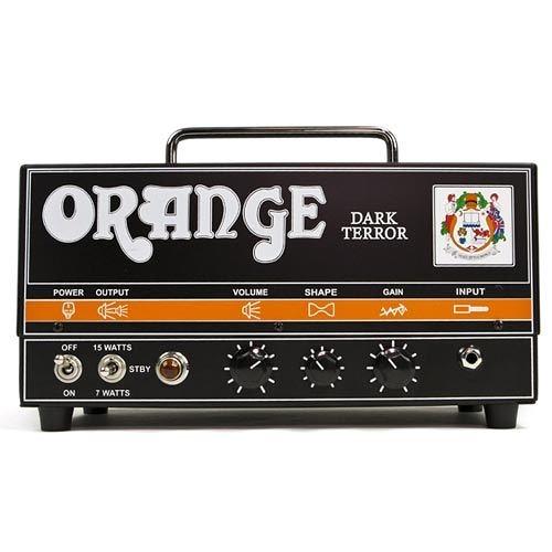 【敦煌樂器】Orange Dark Tiny Terror 真空管音箱頭/更多的 GAIN 維持同樣的便利性
