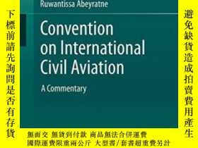 二手書博民逛書店Convention罕見On International Civ