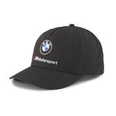 Puma BMW Logo 黑色 運動帽 老帽 聯名款 遮陽帽 六分割帽 經典棒球帽 運動帽 02309101