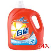 白蘭洗衣精強效除過敏2.7kg*4(箱)【愛買】