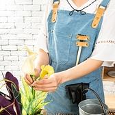 【專區滿618享8折】經典淺單寧工作圍裙-生活工場