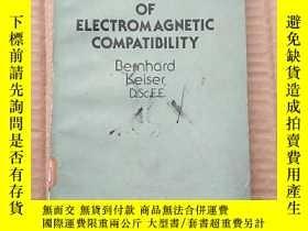 二手書博民逛書店principles罕見of electromagnetic compatibility(P359)Y1734