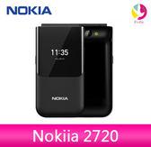 分期0利率 Nokia 2720 經典摺疊4G/雙螢幕/雙卡雙待/支援記憶卡/老人機/孝親機/手機